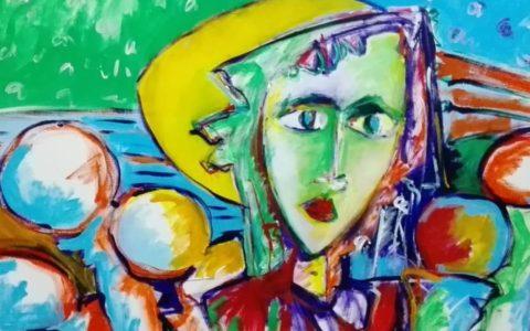 Due nuove opere dell'artista O'Klit